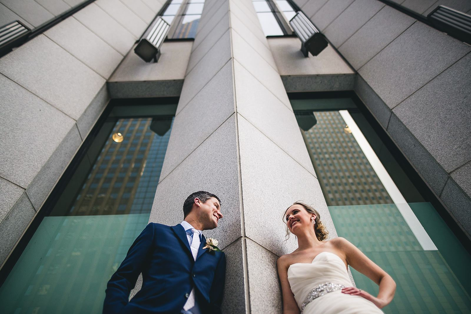 24 downtown creative chicago wedding photos - Mid America Club Wedding Photography / Hannah + Jay