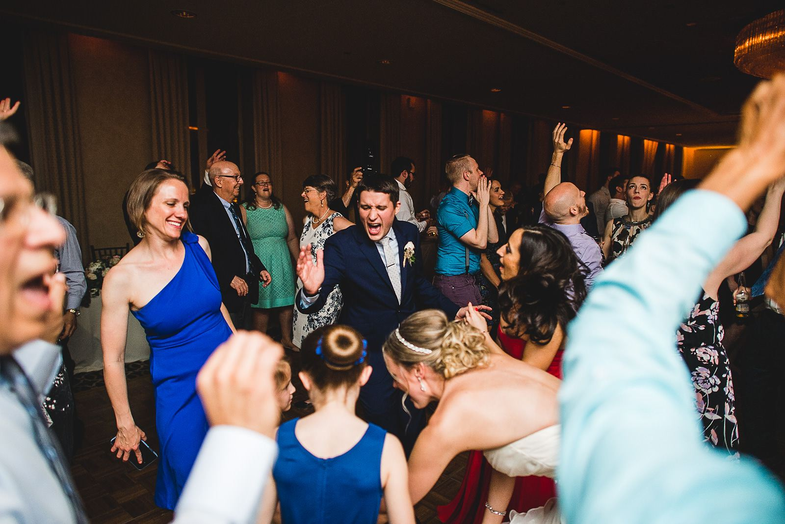 74 fun reception photos - Mid America Club Wedding Photography / Hannah + Jay