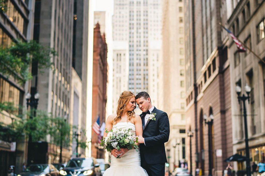 Kimpton Gray Hotel Wedding // Aubyn + Danny