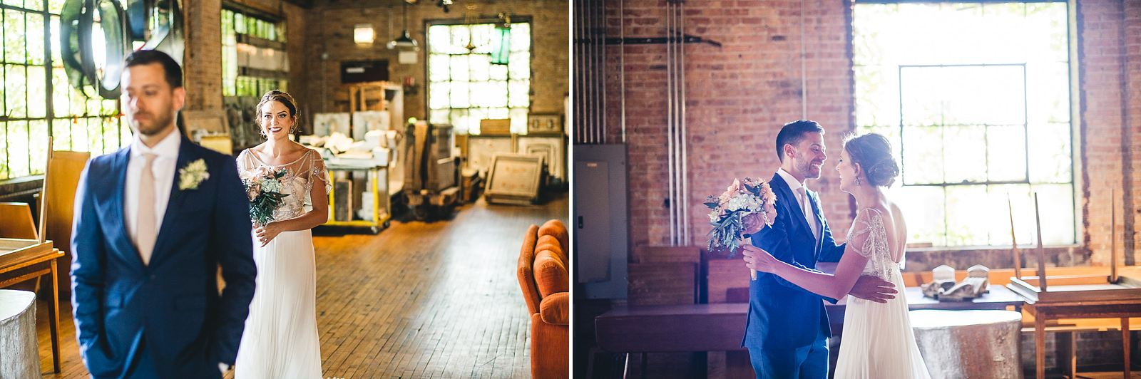 13 first look at salvage one inspo - Salvage One Wedding // Pearl + Ken