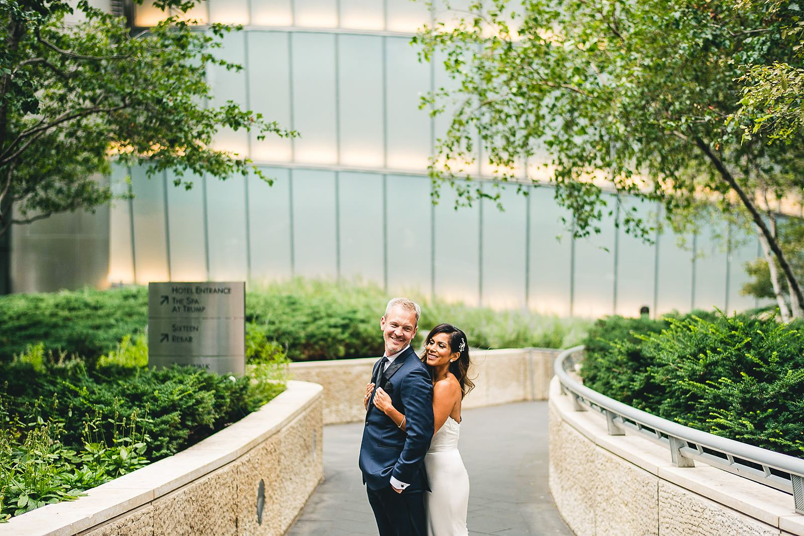 18 chicago wedding inspiration photos - Intercontinental Chicago Hotel Wedding // Lili + Danny