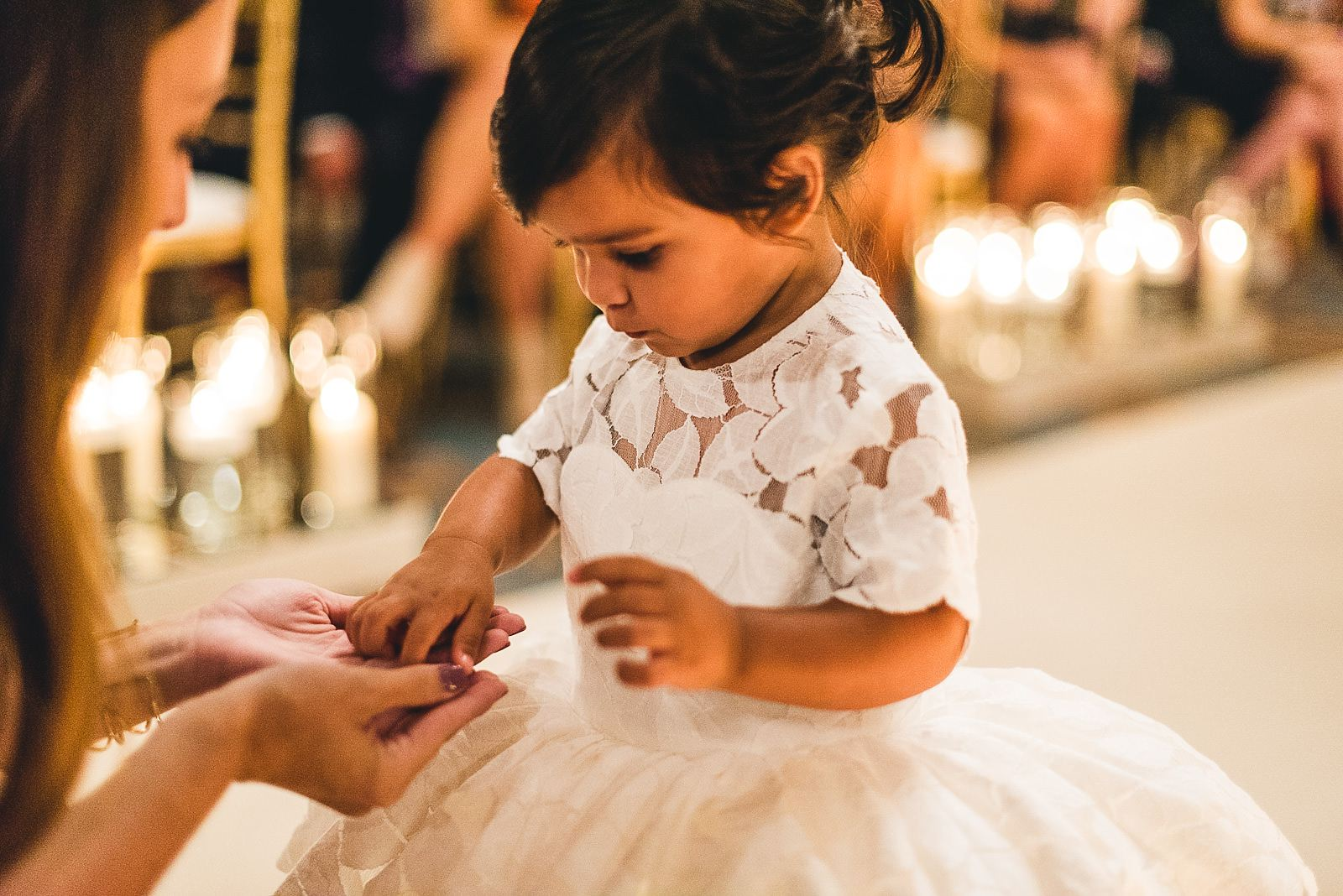 29 flower girl - Intercontinental Chicago Hotel Wedding // Lili + Danny