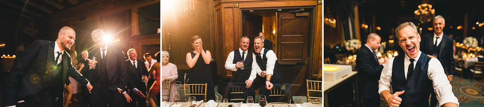 52 best reception photos in chicago - Intercontinental Chicago Hotel Wedding // Lili + Danny
