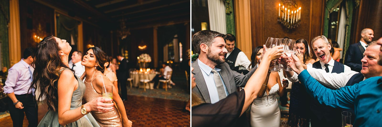 55 best wedding photos in chicago - Intercontinental Chicago Hotel Wedding // Lili + Danny