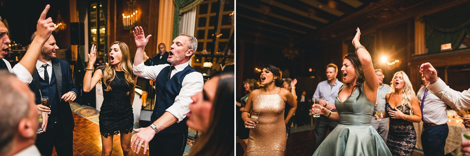 61 fun wedding photos - Intercontinental Chicago Hotel Wedding // Lili + Danny