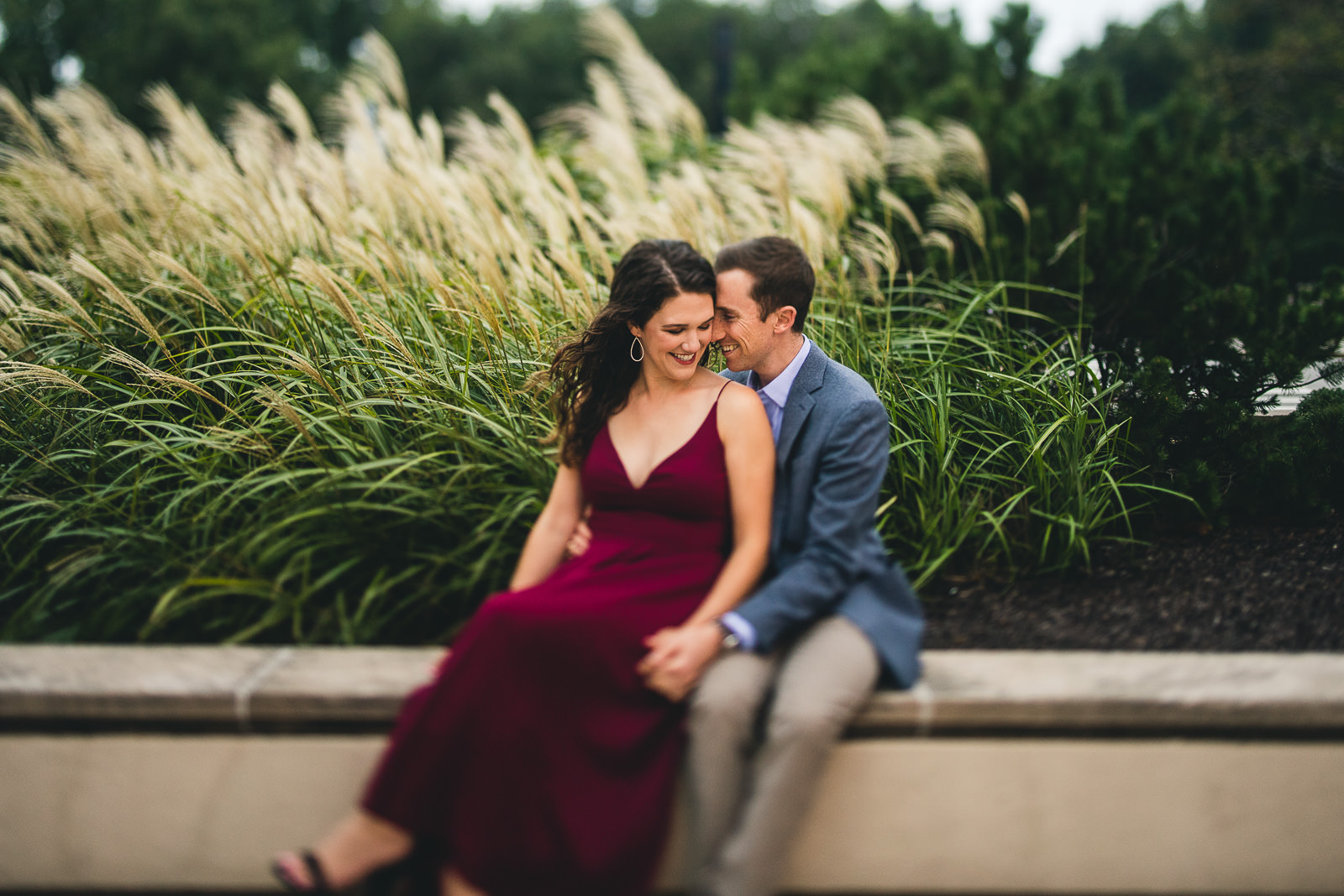 11 chicago engagement inspo - Chicago Engagement Photos // Colleen + Will