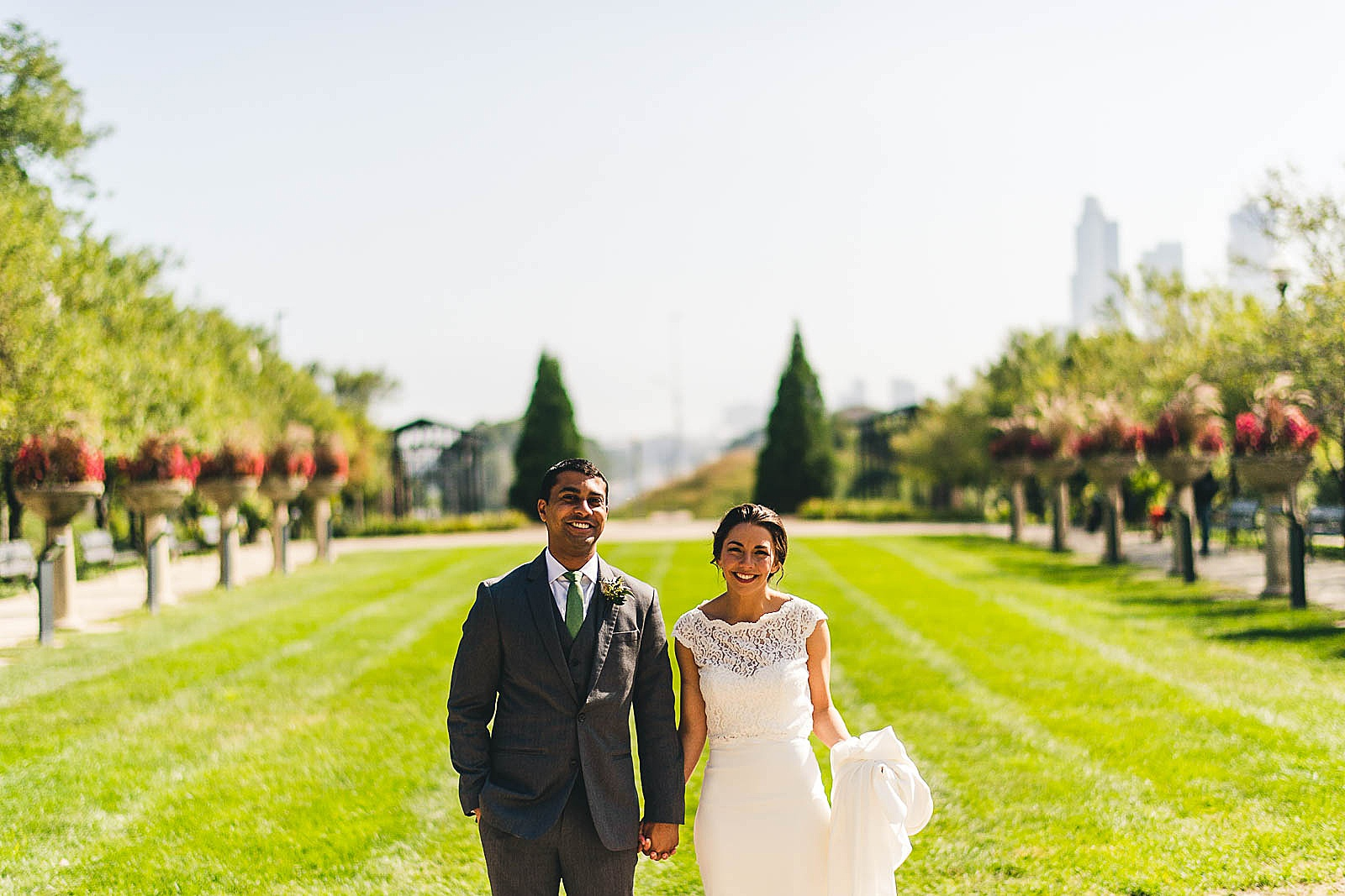 11 wedding portraits - Wedding at Bridgeport Art Center // Kylie + Sean