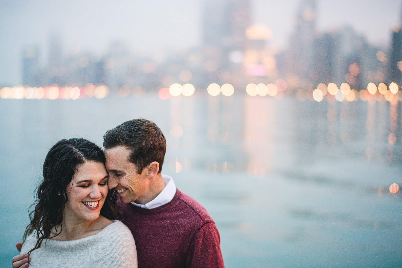 14 skyline engagement photos - Chicago Engagement Photos // Colleen + Will
