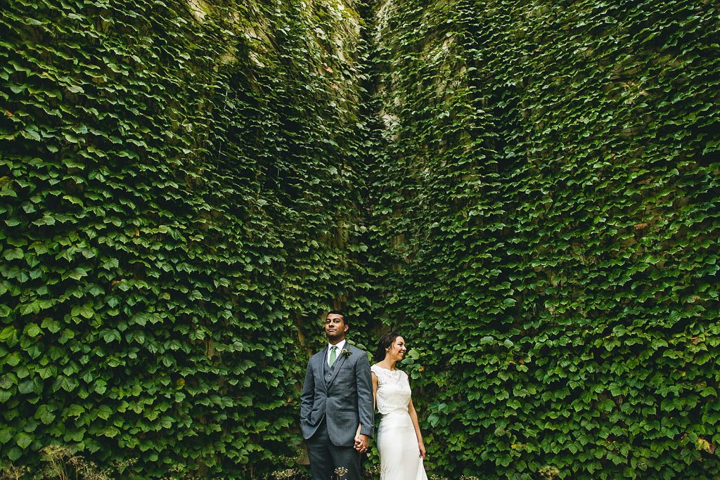 Wedding at Bridgeport Art Center // Kylie + Sean