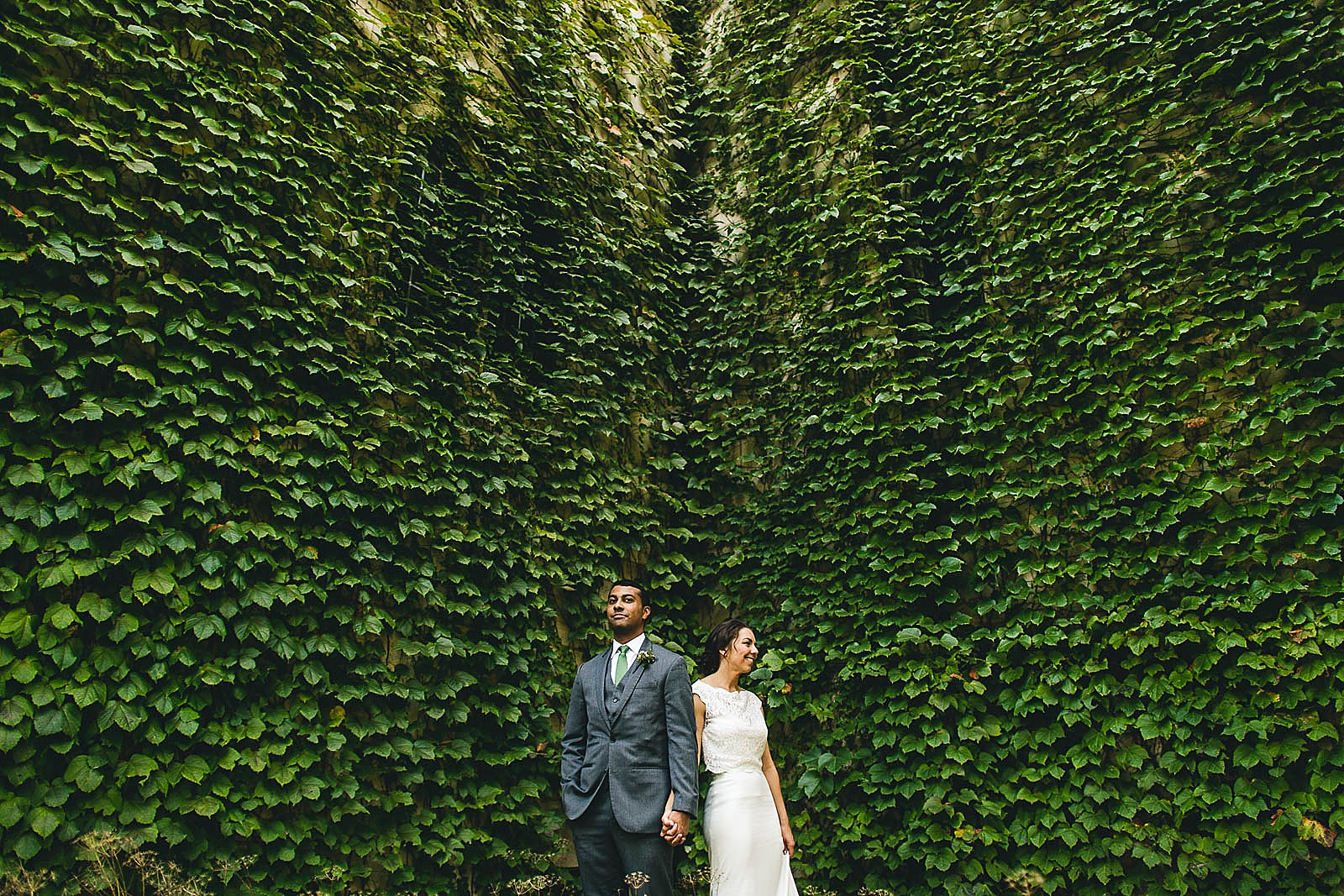 15 best chicago wedding pics - Wedding at Bridgeport Art Center // Kylie + Sean