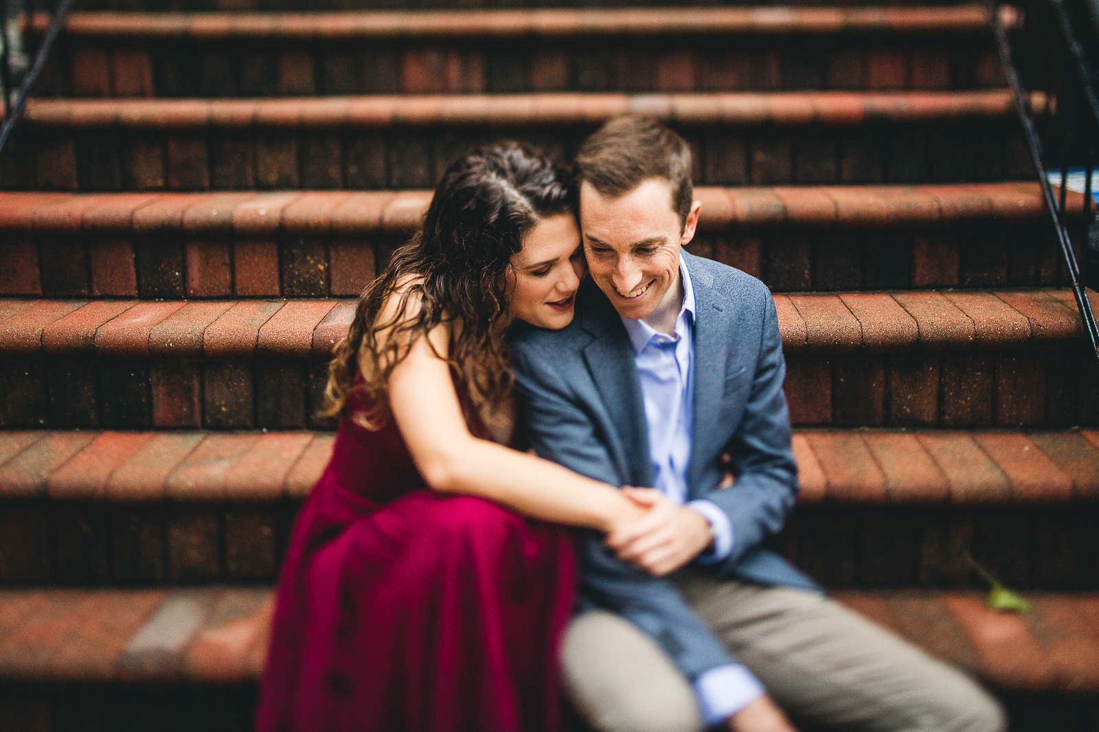 16 heartfelt chicago engagement photos - Chicago Engagement Photos // Colleen + Will