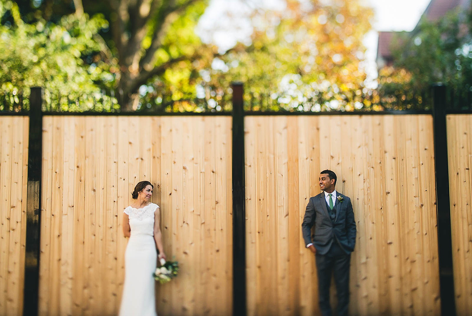 19 fun wedding photos - Wedding at Bridgeport Art Center // Kylie + Sean