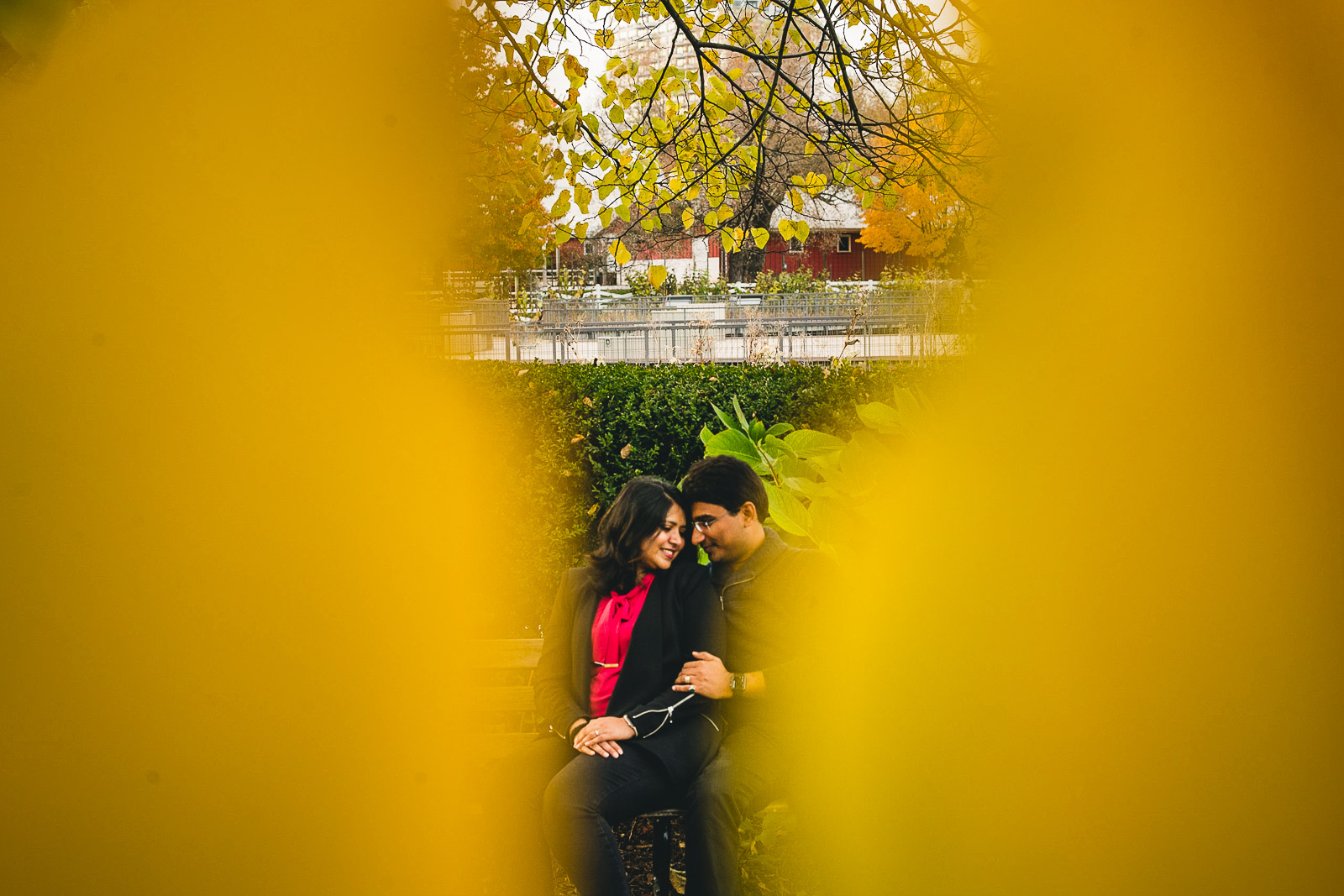 23 best engagement photographer in chicago - Downtown Chicago Engagement Session // Mikita + Singh