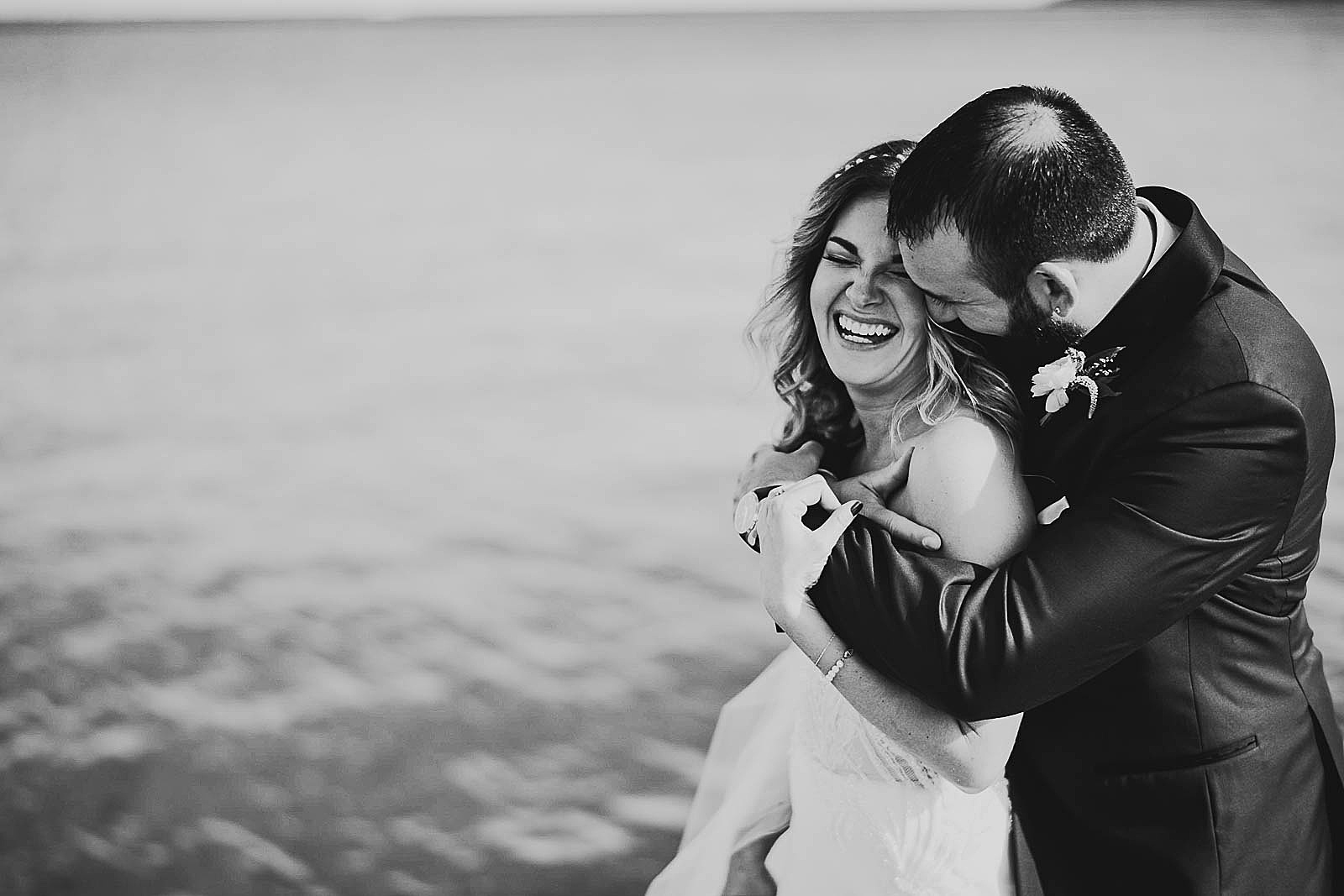 30 black and white wedding portraits in chicago - Ivy Room Chicago Wedding Photos // Bethany + Anthony