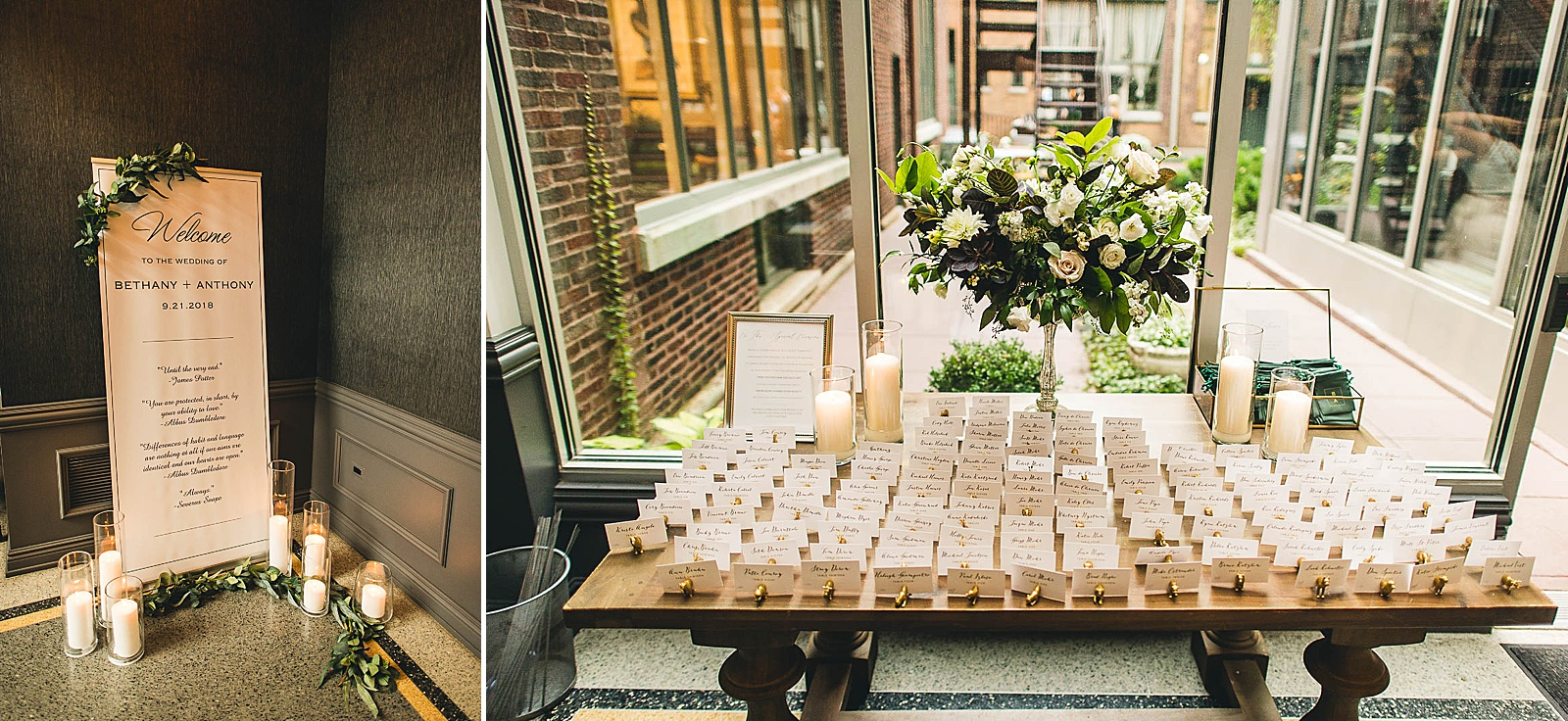 33 ivy room details - Ivy Room Chicago Wedding Photos // Bethany + Anthony