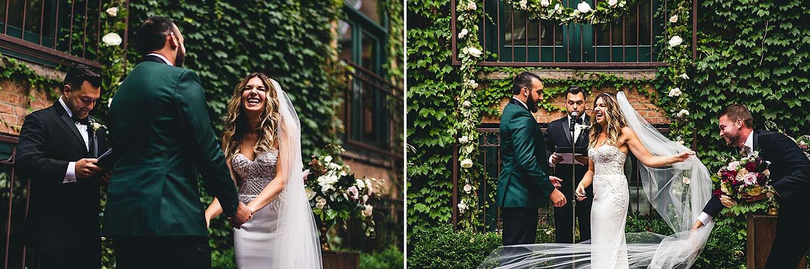 37 wedding photos at ivy room - Ivy Room Chicago Wedding Photos // Bethany + Anthony