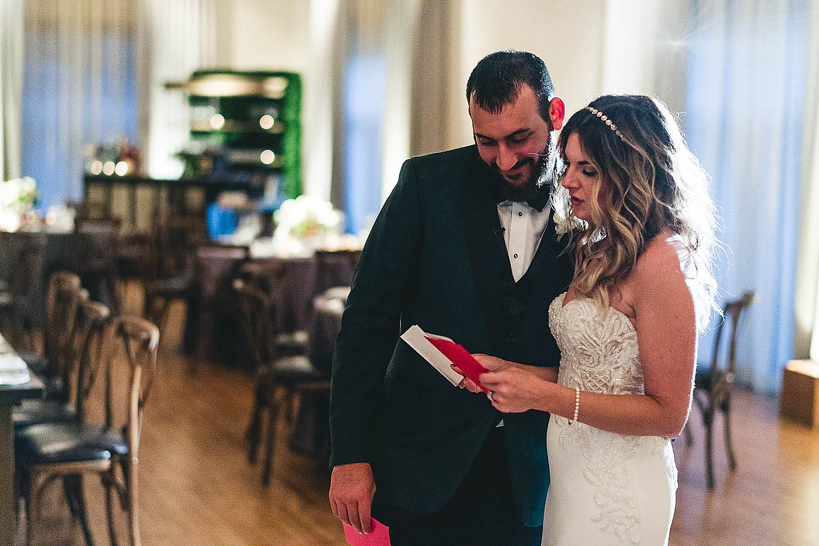 41 bride and groom moments - Ivy Room Chicago Wedding Photos // Bethany + Anthony