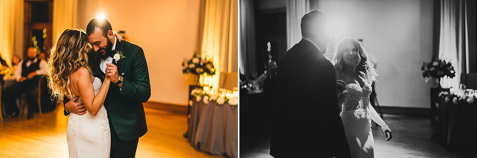 49 ivy room first dance - Ivy Room Chicago Wedding Photos // Bethany + Anthony