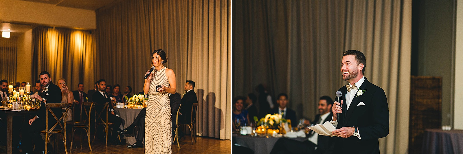 53 more speeches - Ivy Room Chicago Wedding Photos // Bethany + Anthony