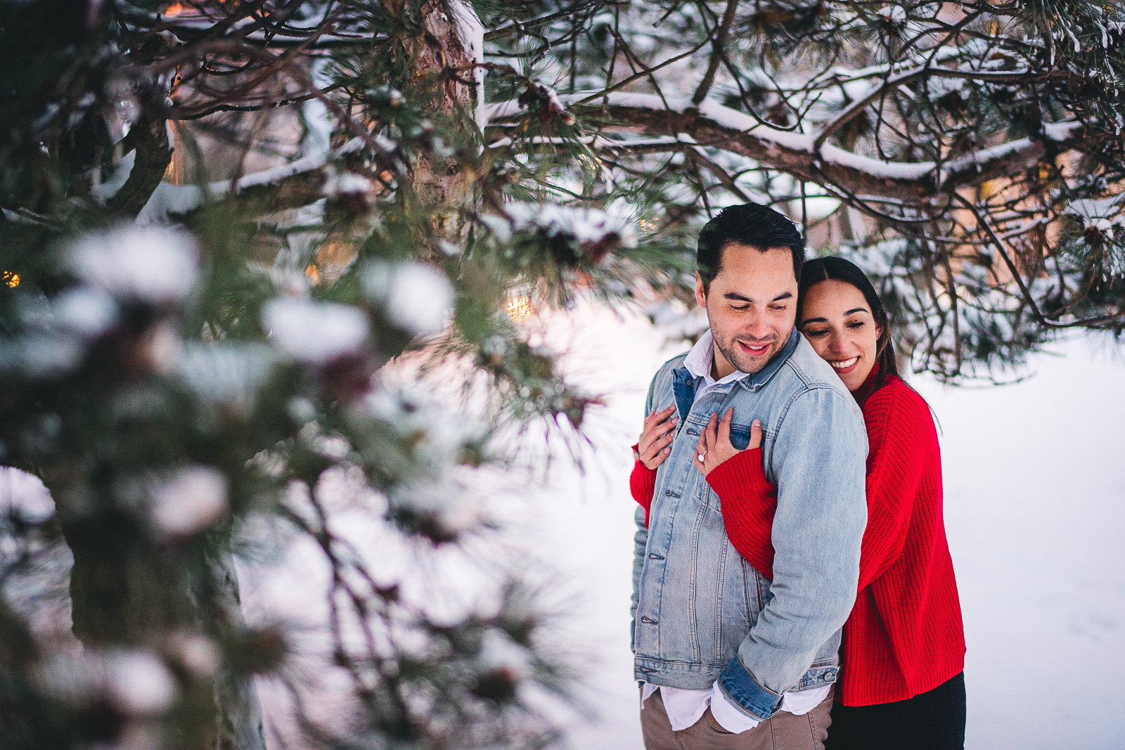 12 chicago engagement photos - Chicago Proposal Photographer // Jose + Anna