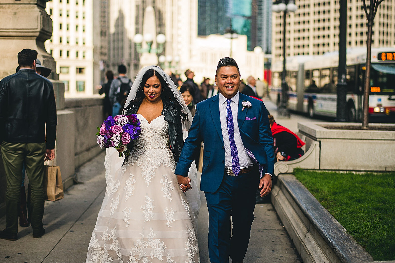 23 chicago wedding photos - LondonHouse Wedding Photos // Mari + Kevin