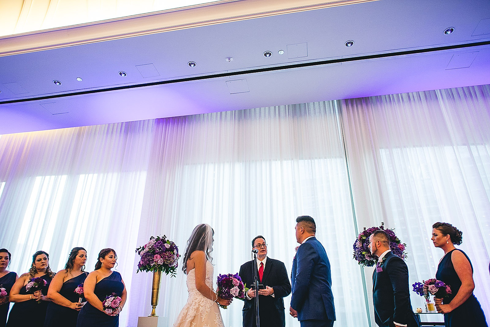 38 beautiful ceremony photos peter gubernat - LondonHouse Wedding Photos // Mari + Kevin