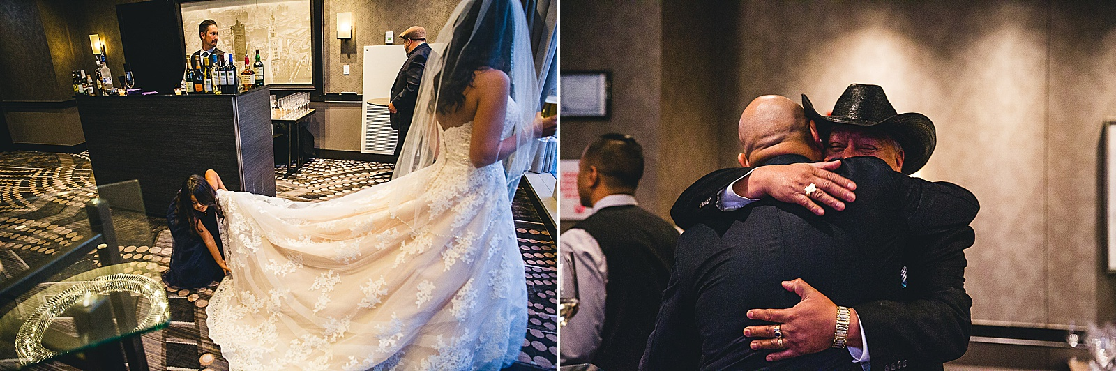 42 cocktail hour photos - LondonHouse Wedding Photos // Mari + Kevin