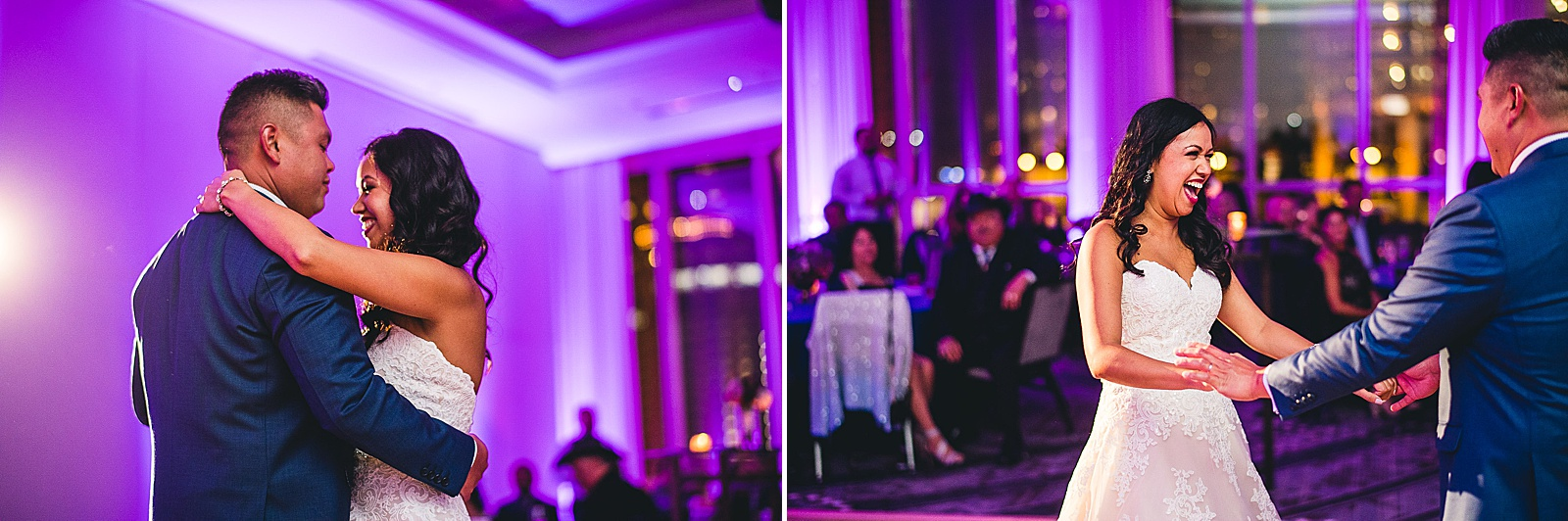 54 first dance as married couple - LondonHouse Wedding Photos // Mari + Kevin
