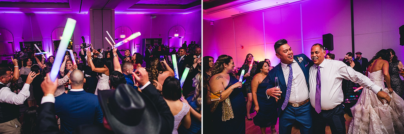 61wedding reception at london house hotel chicago - LondonHouse Wedding Photos // Mari + Kevin