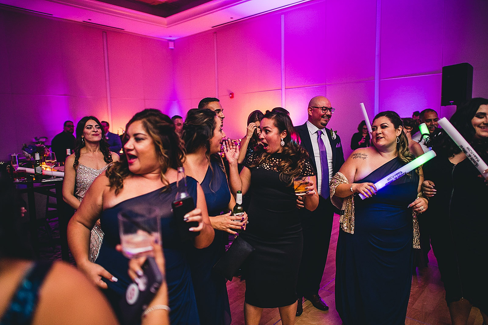 62 fun at london house hotel chicago - LondonHouse Wedding Photos // Mari + Kevin