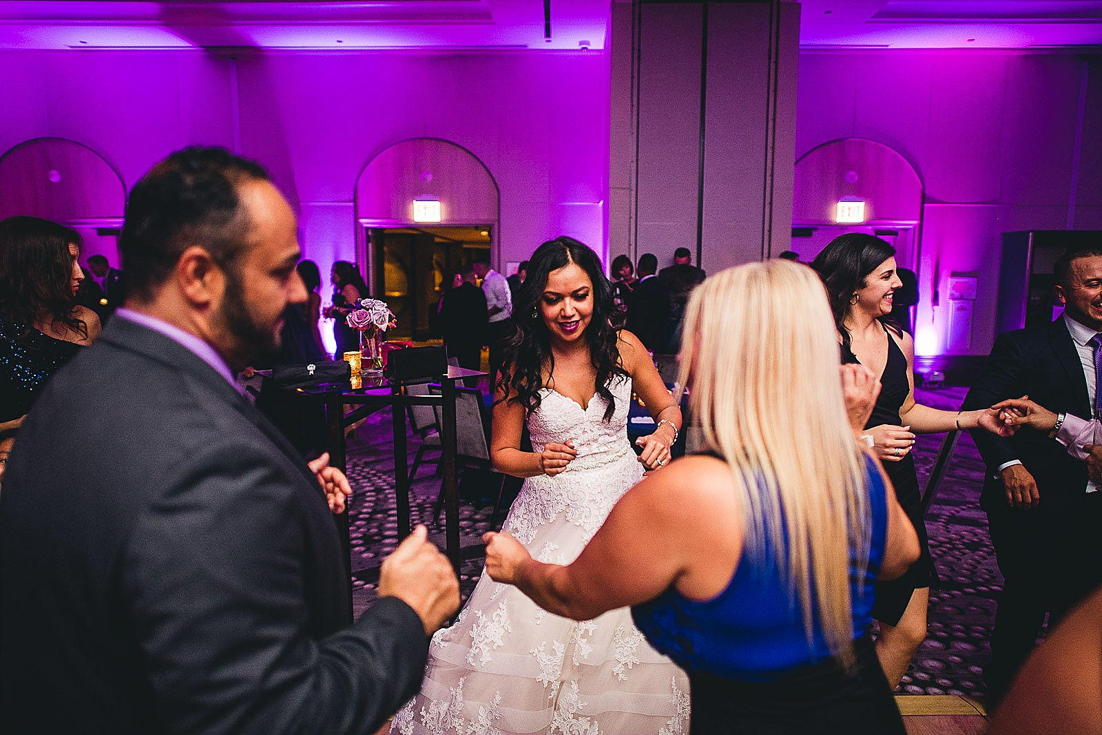 68 bride dancing at wedding reception - LondonHouse Wedding Photos // Mari + Kevin