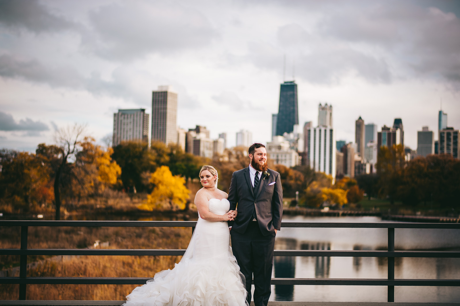 122 chicago wedding photographer best portraits during weddings review - 2018 in Review // My Favorite Chicago Wedding Photography Portraits