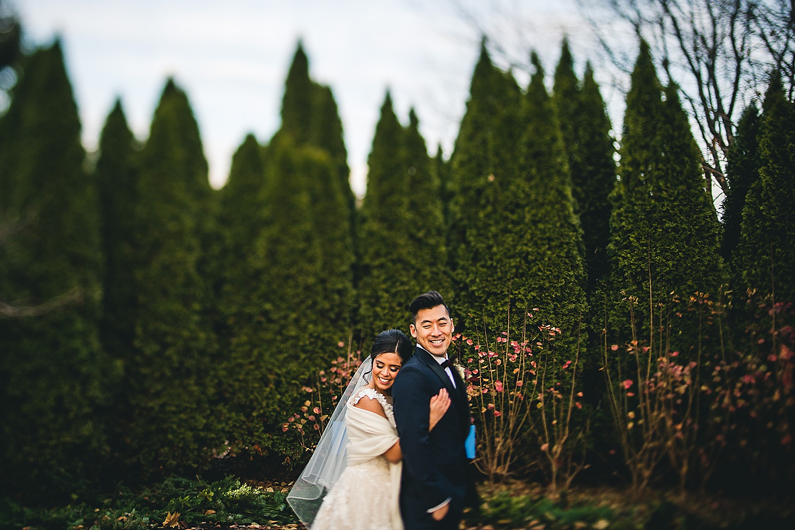15 chicago wedding photography - Chicago Wedding Photography at Morton Arboretum // Alex + Tim