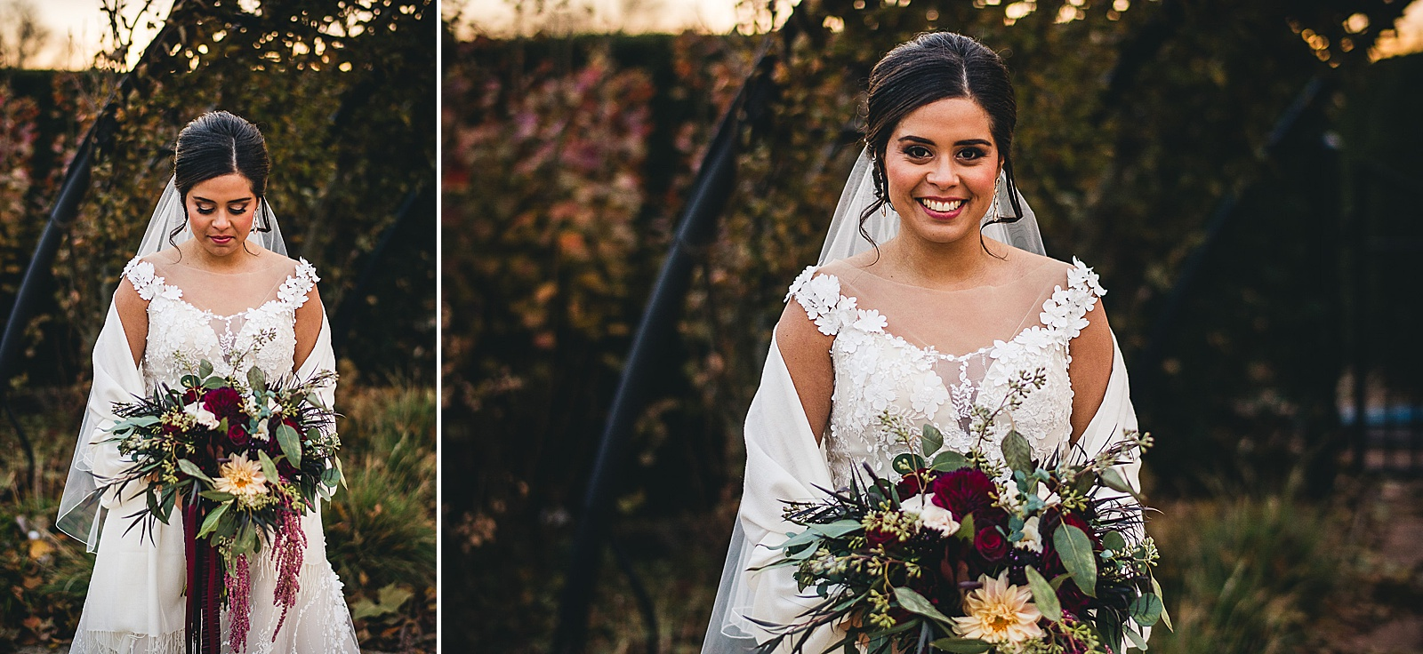 18 beautiful bride - Chicago Wedding Photography at Morton Arboretum // Alex + Tim