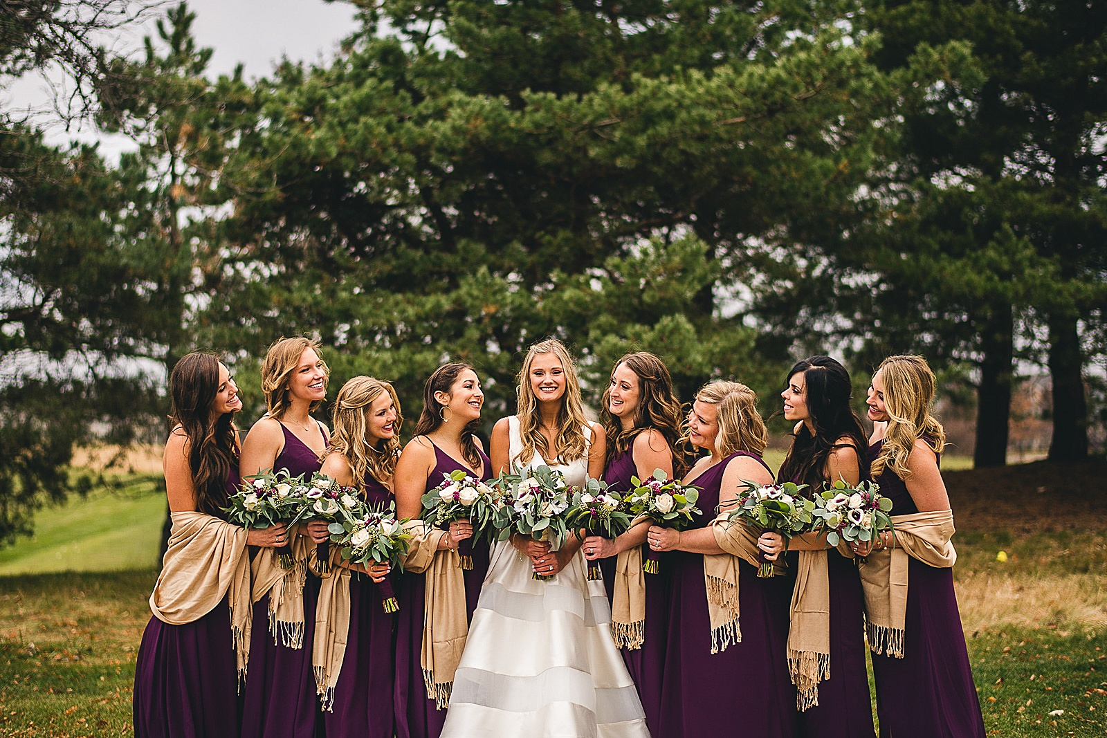 18 wedding photo ideas - The Glen Club Wedding Photos // Katie + Nick