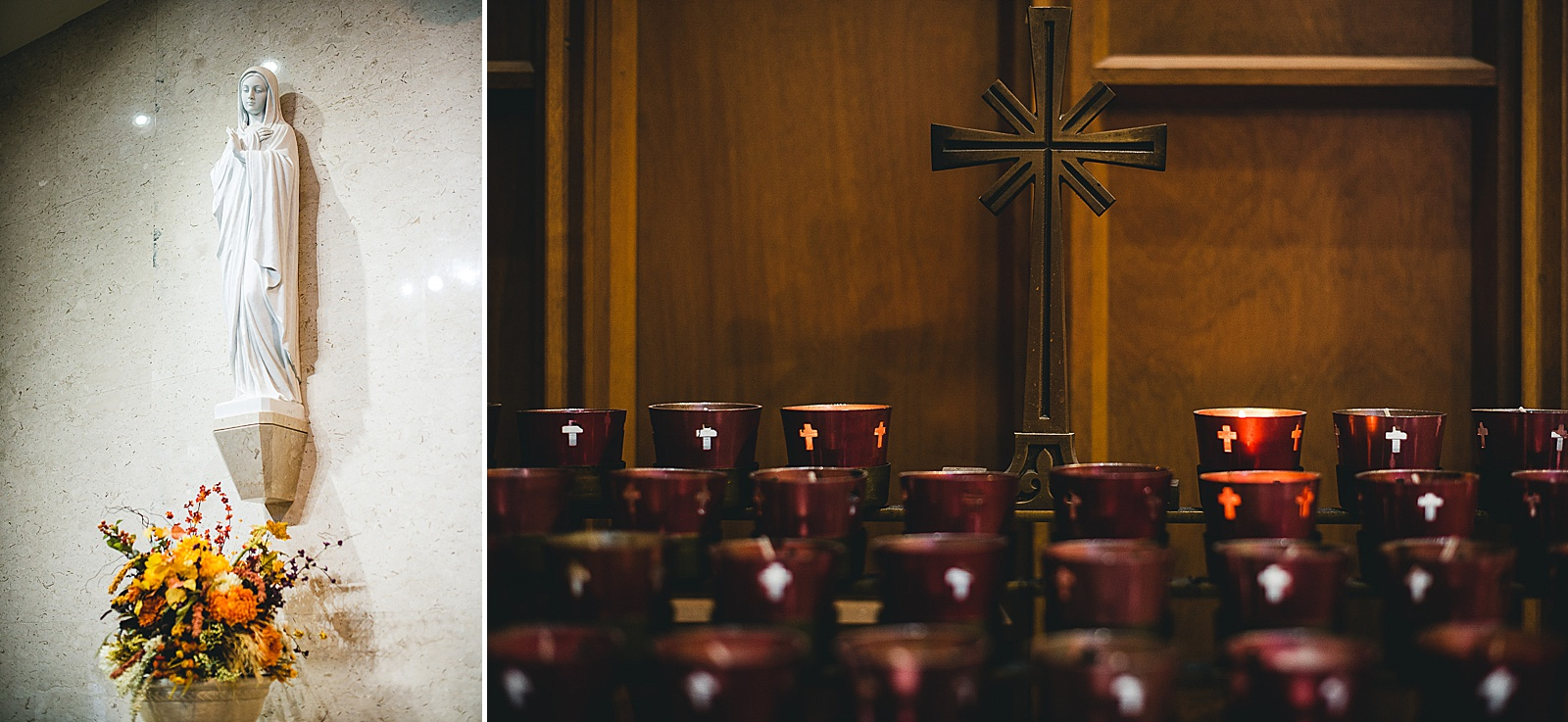 20 church details - The Glen Club Wedding Photos // Katie + Nick