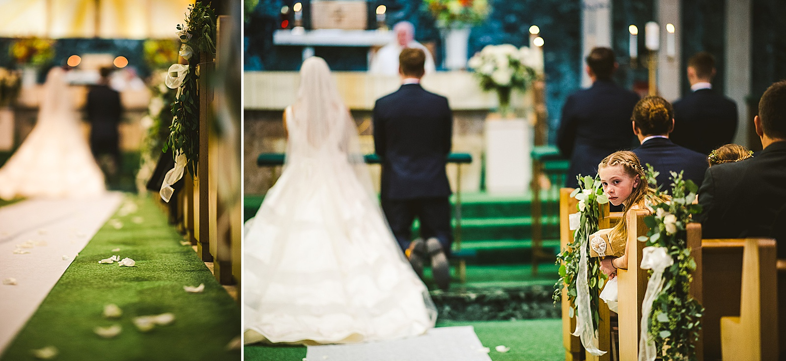 27 chicago church photography - The Glen Club Wedding Photos // Katie + Nick