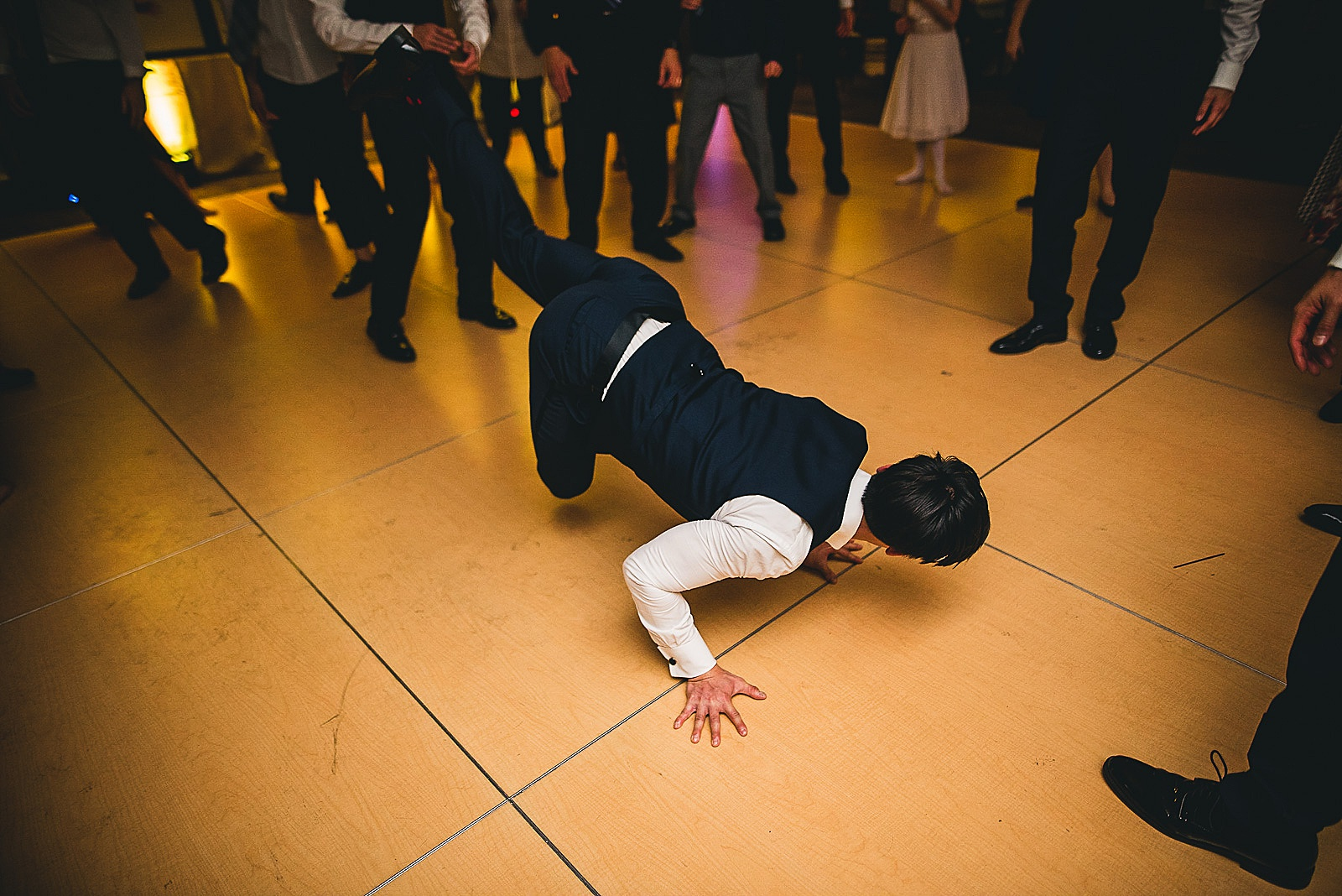 36 breakdancing wedding photos - Chicago Wedding Photography at Morton Arboretum // Alex + Tim