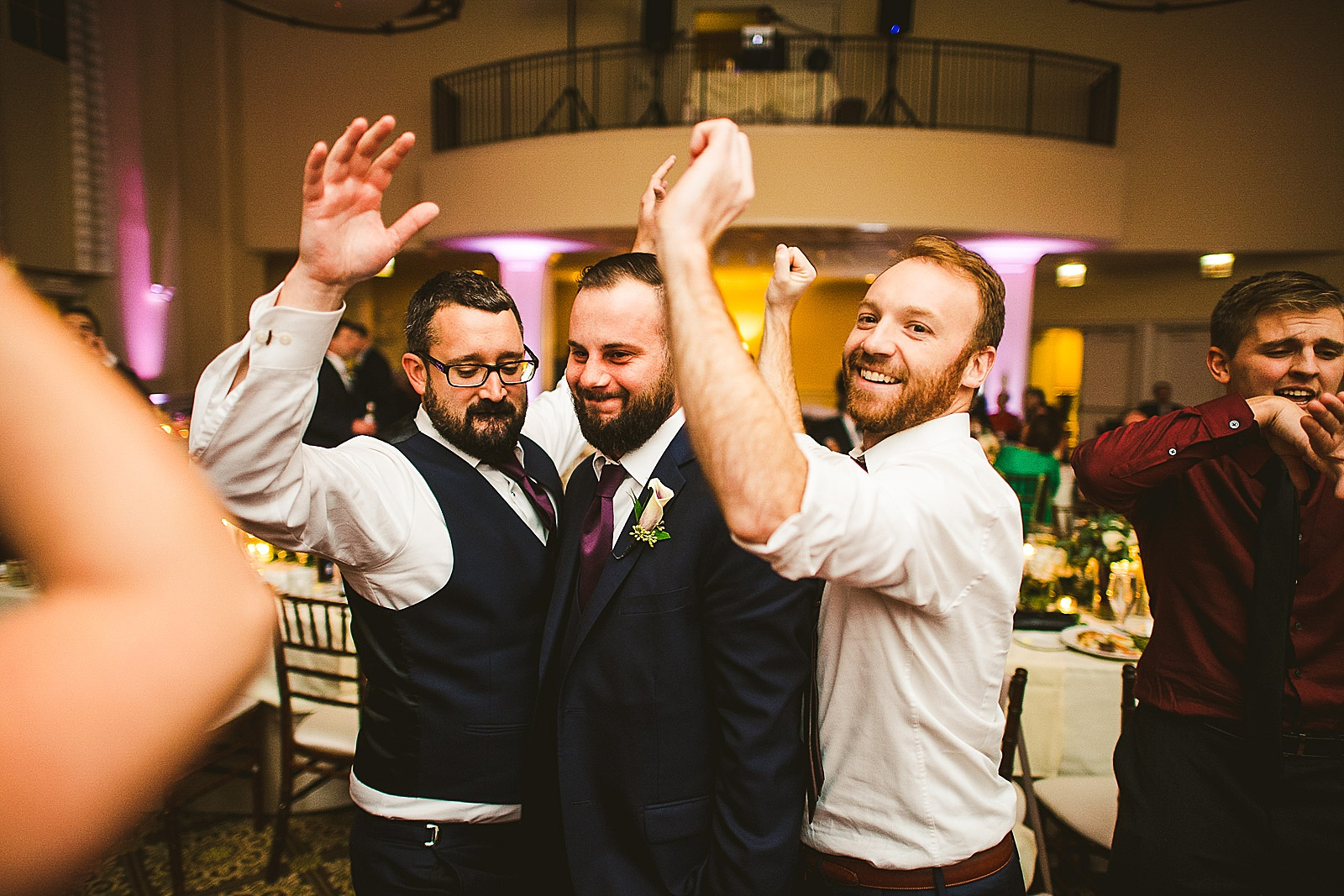 60 best wedding reception photography in chicago - The Glen Club Wedding Photos // Katie + Nick