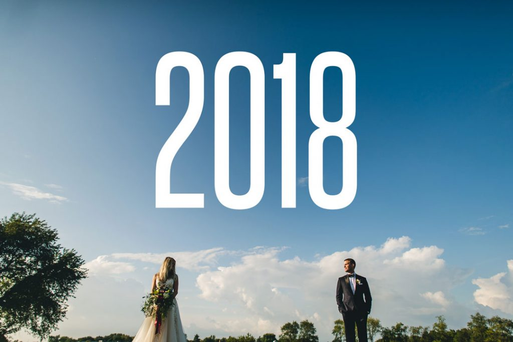 2018 in Review // My Favorite Chicago Wedding Photography Portraits