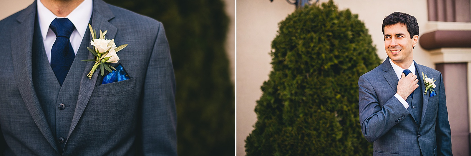 12 groom at drury lane wedding - Oakbrook Wedding Photos at Drury Lane // Marina + Joe