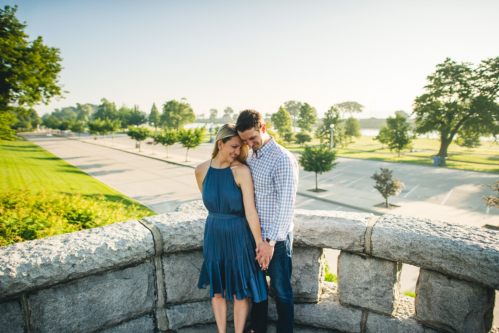15 engagement sessions in chicago - Chicago Engagement Photos // Lauren + Ben