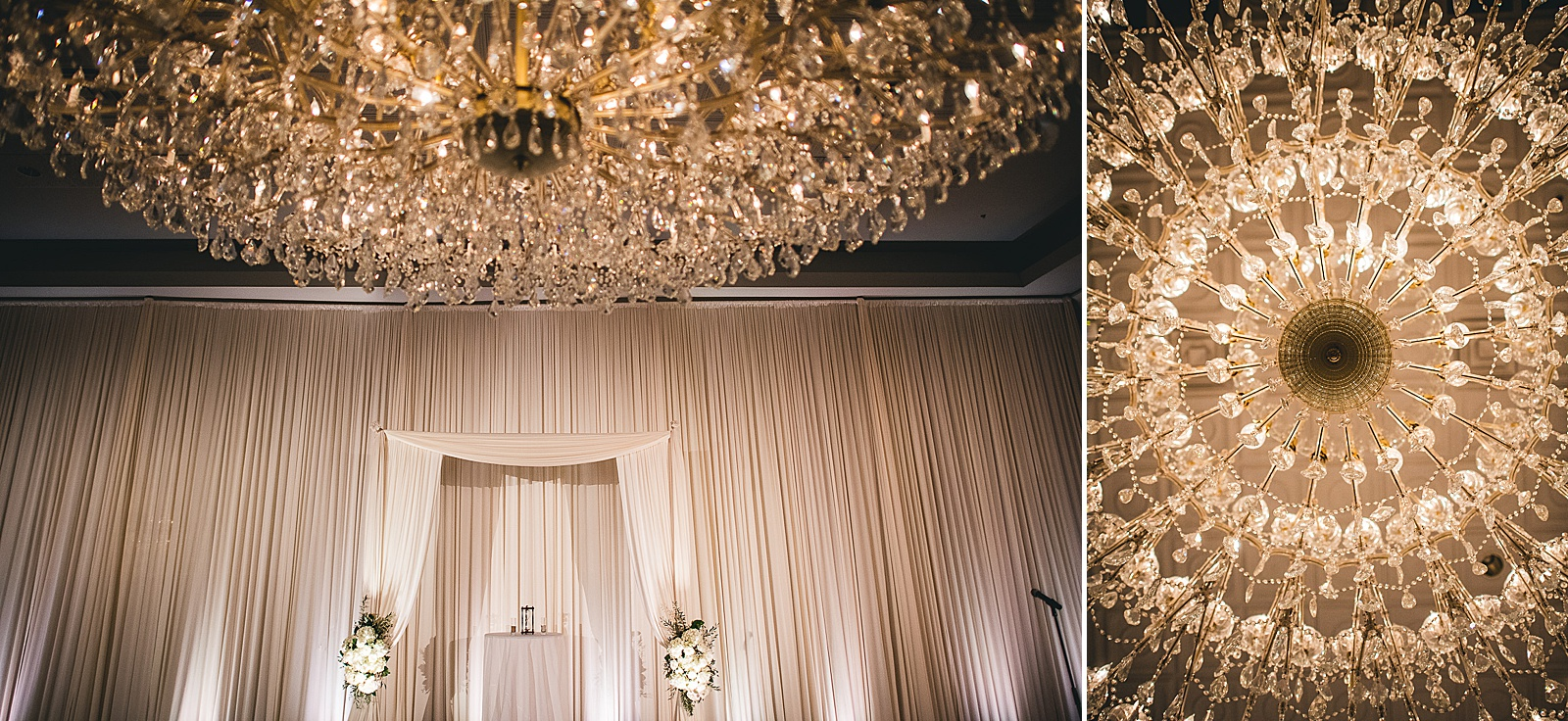 21 beautiful ceremony at drury lane - Oakbrook Wedding Photos at Drury Lane // Marina + Joe
