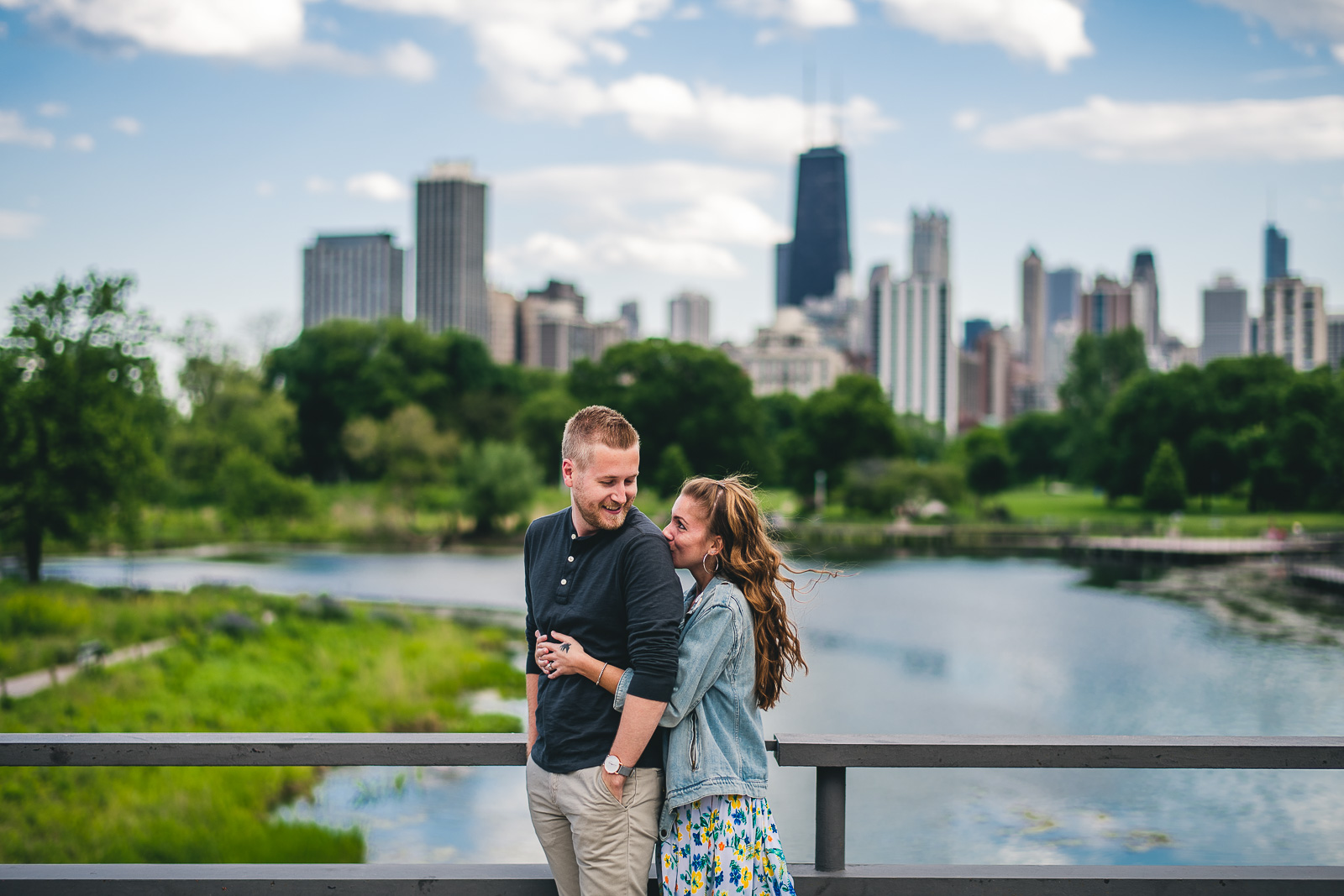 01 chicago engagement session photography - Chicago Engagement Session with Cindy + Scott