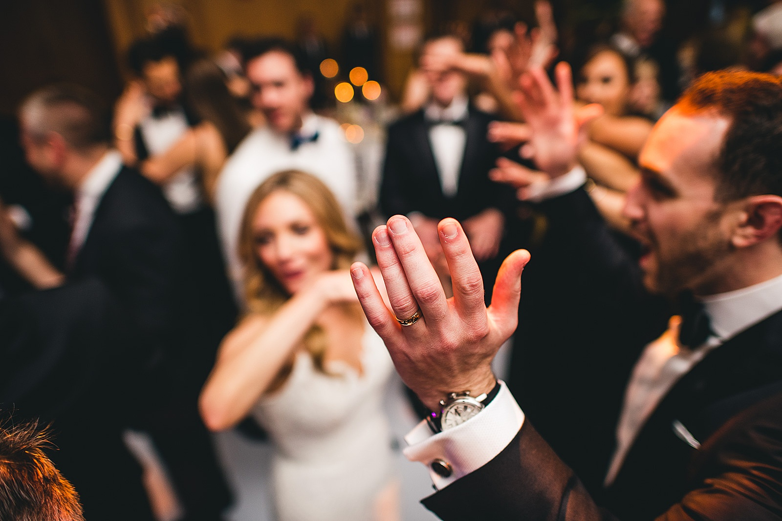 56 best ring shot ever - Susie + Eric's Jewish Wedding at the Peninsula Hotel in Chicago