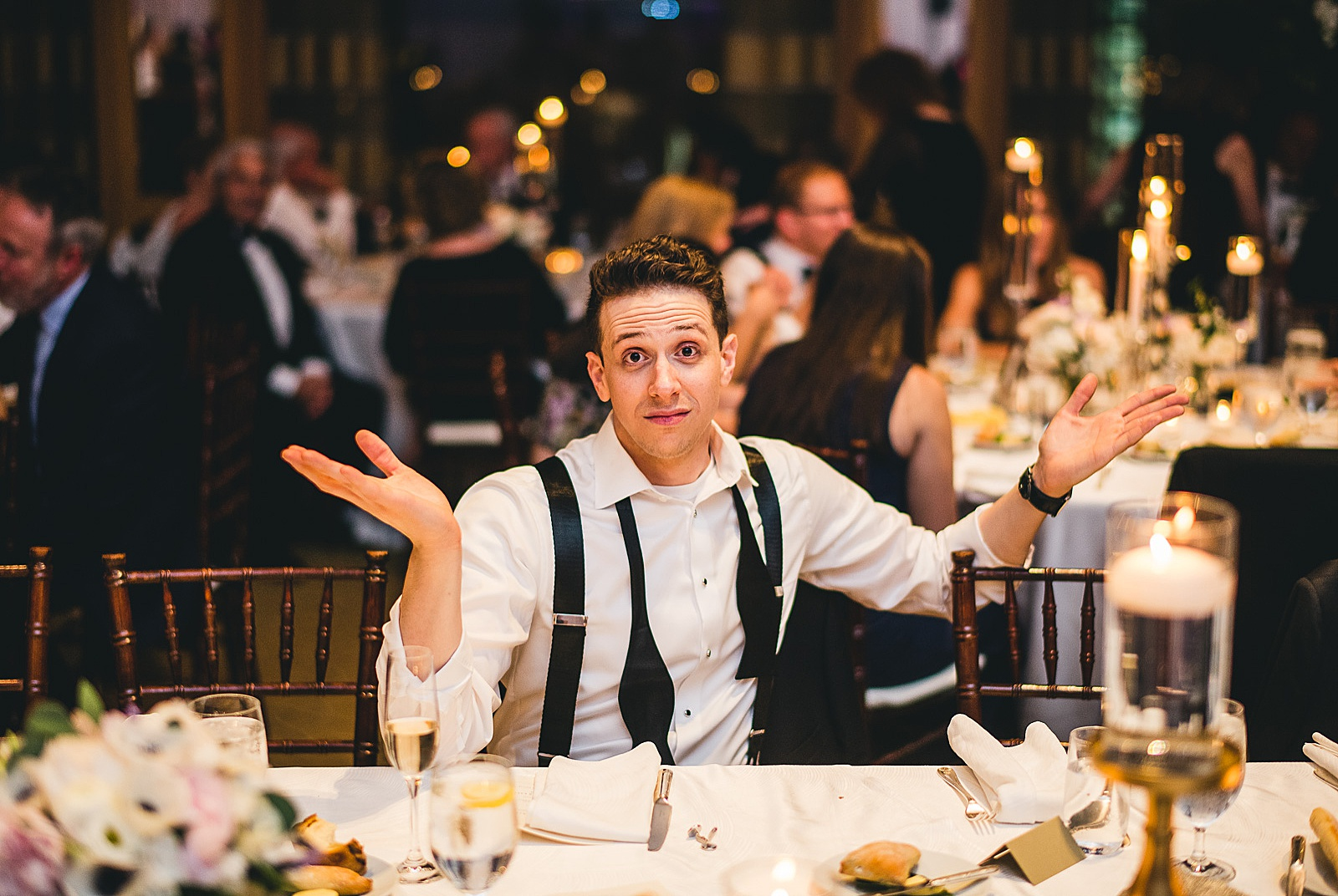 64 whaaaaaat - Susie + Eric's Jewish Wedding at the Peninsula Hotel in Chicago