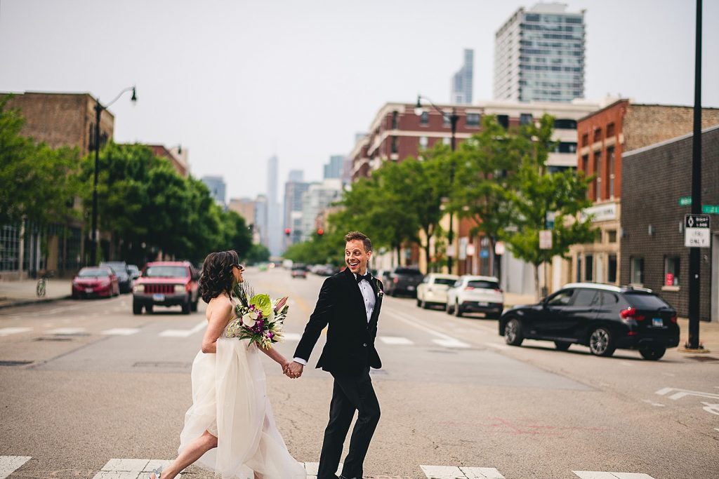 Chicago Illuminating Company Wedding // Samantha + Jeremy