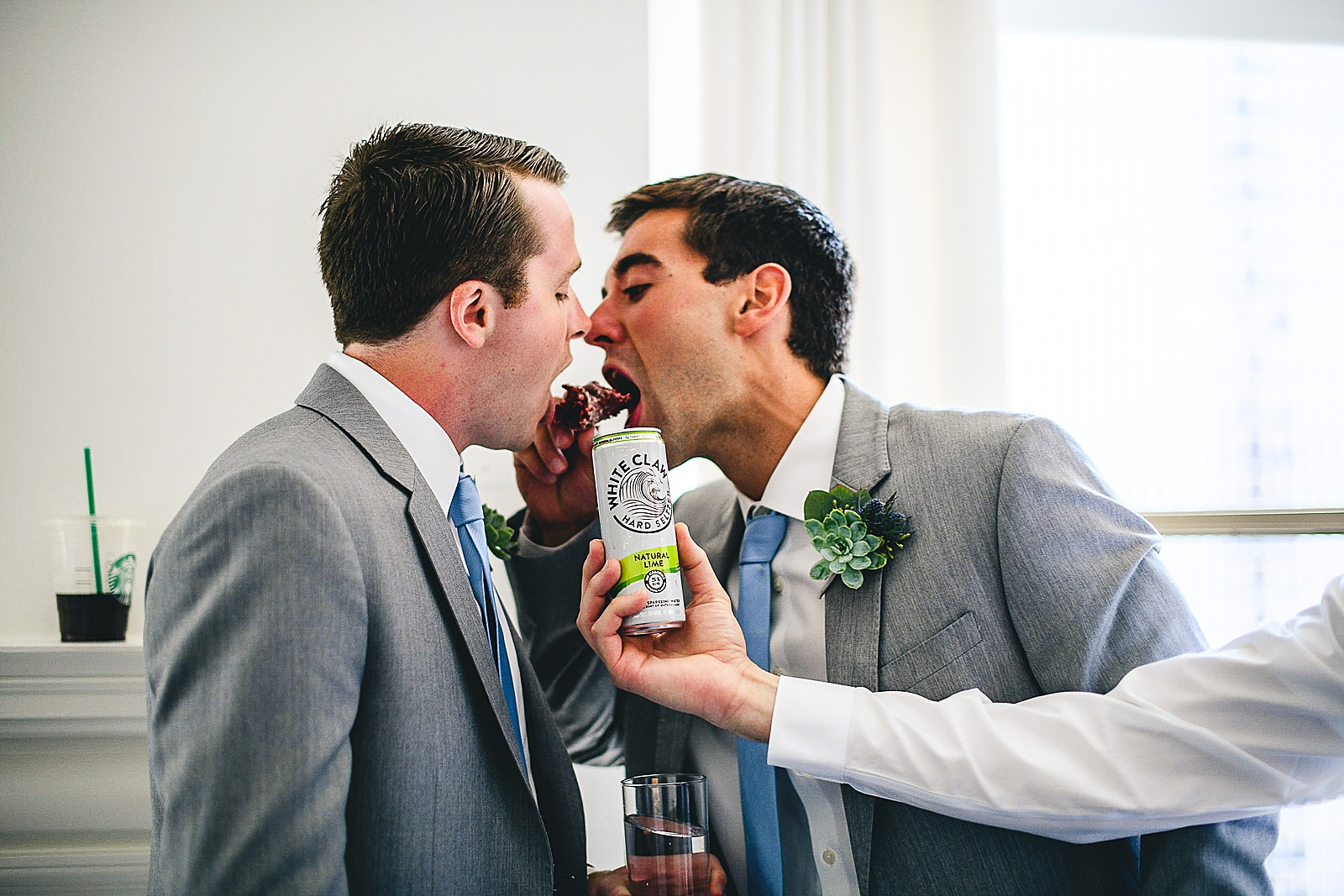 13 what is happening - Audrey + Jake's Beautiful Chicago Wedding at Chez