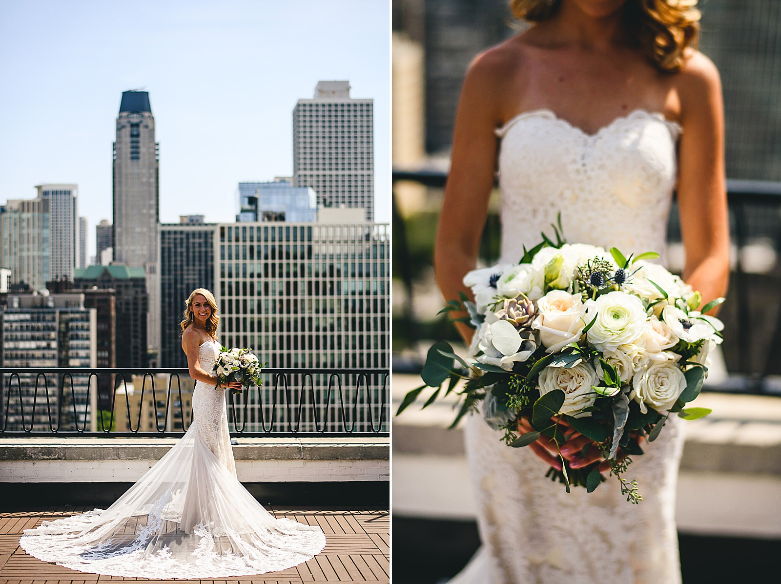21 bride details ambassador hotel in chicago - Audrey + Jake's Beautiful Chicago Wedding at Chez