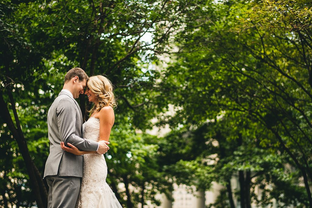 Audrey + Jake's Beautiful Chicago Wedding at Chez
